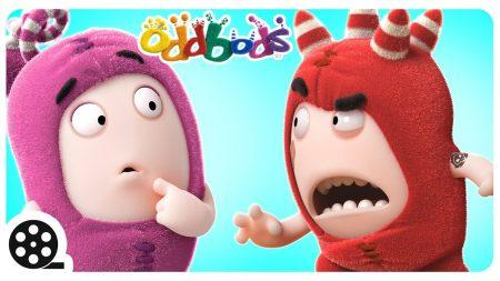 Oddbods – Non-stop Gekheid