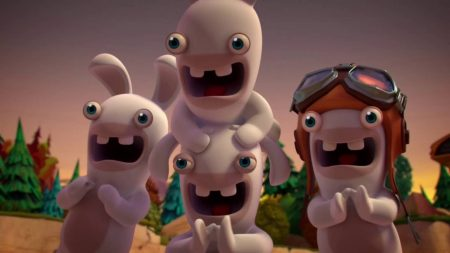 Rabbids Invasion – The Moon Rabbid