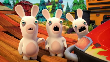 Rabbids Invasion – Invisible Rabbid