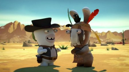 Rabbids Invasion – Wild West Rabbid