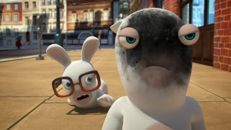 Rabbids Invasion – Self-Conscious Rabbid