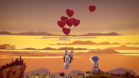 Rabbids Invasion – Love Rabbid