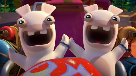 Rabbids Invasion – Rabbid BFFs