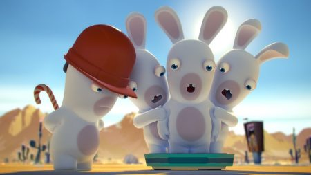 Rabbids Invasion – Rabbid Diet