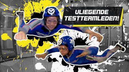 Checkpoint –  Vliegende Testteamleden!