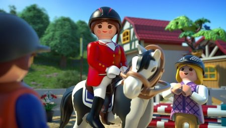 Playmobil – Anna en Jumper – De Film