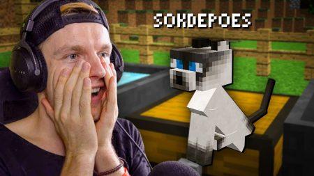 Enzo Knol – Sok De Poes In Minecraft! – Minecraft Survival #283