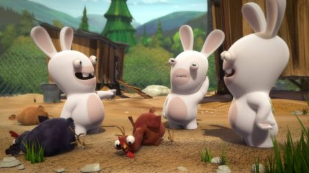 Rabbids Invasion – Omelet Party