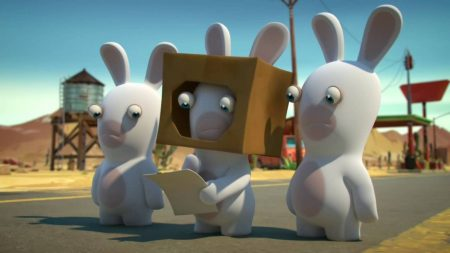 Rabbids Invasion – Run, Rabbid, Run !