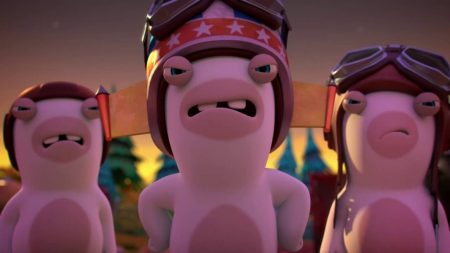 Rabbids Invasion – Rabbid Brass Band