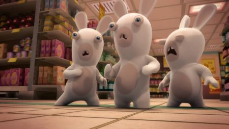 Rabbids Invasion – Wake Up, Rabbids!