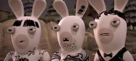 Rabbids Invasion – Mafia Rabbids