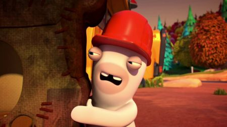 Rabbids Invasion – Rabbid Toast