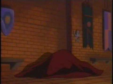 Gummi Beren – De Draak In De Nacht