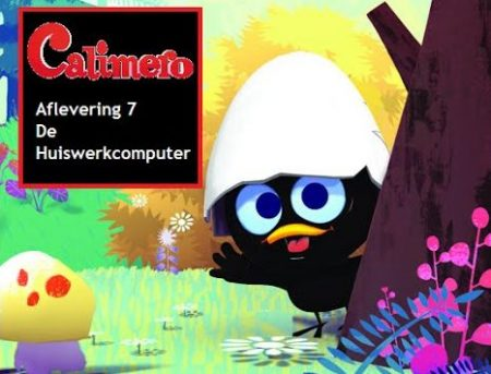 Calimero – 07 – De Huiswerkcomputer