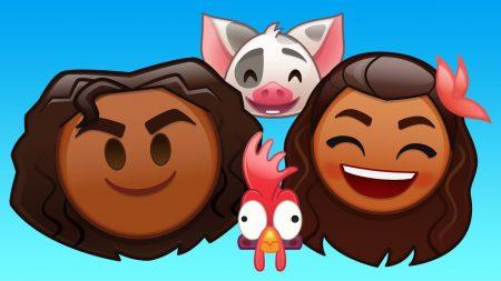 Emoji – Moana