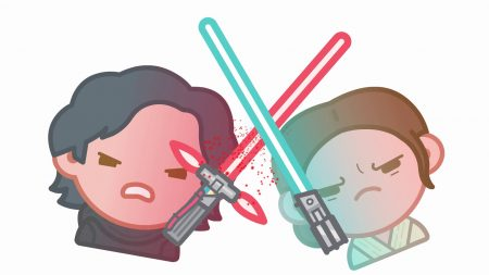 Emoji – Star Wars: The Force Awakens