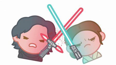 Emoji – Star Wars: The Force Awakens