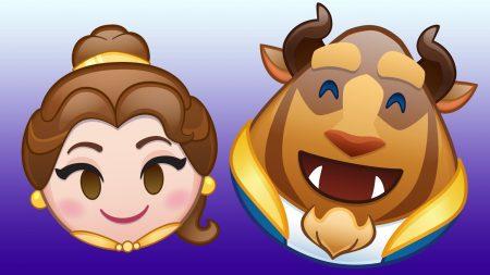 Emoji – Belle en het Beest