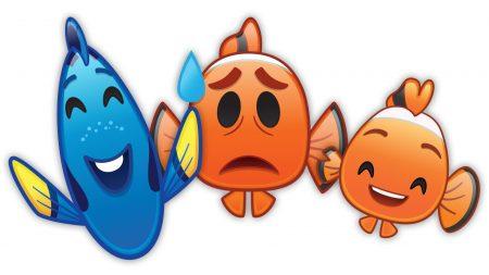 Emoji – Finding Nemo