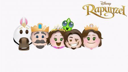 Emoji – Rapunzel