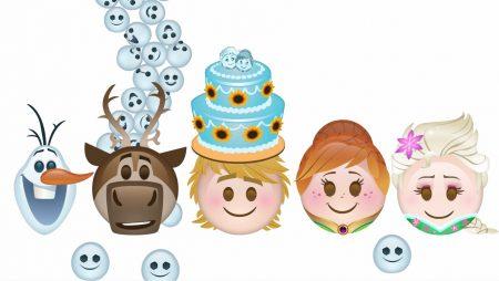 Emoji – Frozen Fever