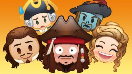 Emoji – Pirates Of The Caribbean