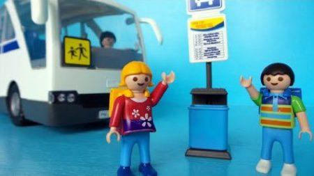 Playmobil Schoolbus 5106 – Uitpakken en Spelen