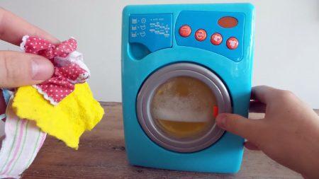 Speelgoed Wasmachine – Uitpakken en Spelen