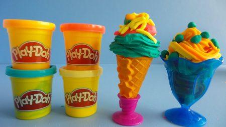 Play-Doh IJsjes Maken – Uitpakken en Spelen
