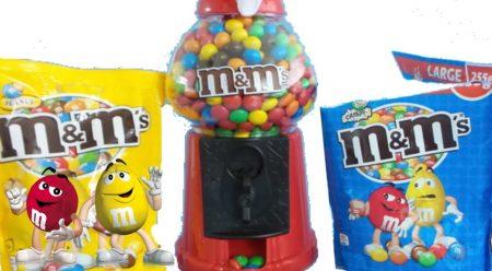 M&M's Snoepautomaat – Uitpakken en Spelen