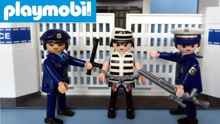 Playmobil Gevangenis 6919 – Uitpakken en Spelen