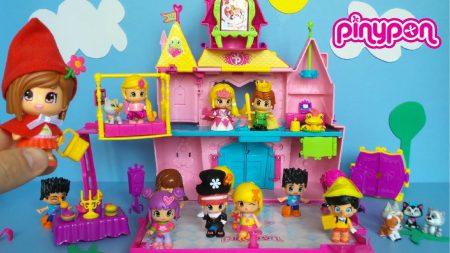 Pinypon Speelgoed Kasteel – Uitpakken en Spelen