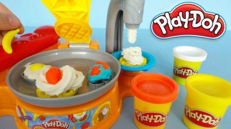 Play-Doh Ontbijt Cafe – Uitpakken en Spelen