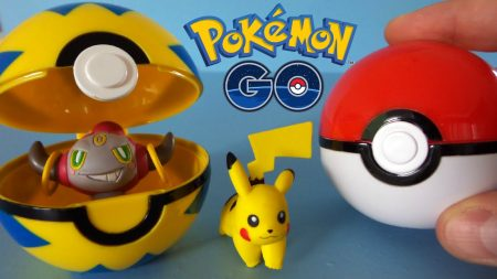 Pokemon Go Pokeballs – Uitpakken en Spelen