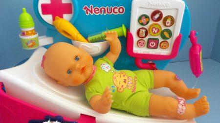 """Baby Pop """"Dokter Waarom Huil Nenuco"""" – Uitpakken en Spelen"""