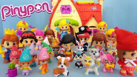 Pinypon Sprookjes Huis – Uitpakken en Spelen