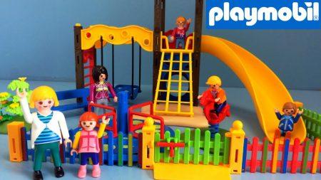 Playmobil Speeltuin 5568 – Uitpakken en Spelen