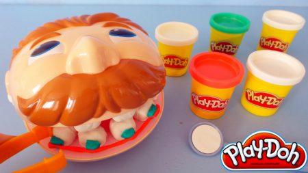 Play-Doh Tandarts – Uitpakken en Spelen