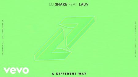 DJ Snake feat. Lauv  – A Different Way