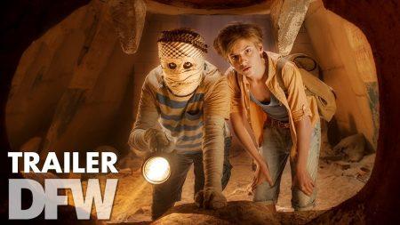 Dummie de Mummie en de Tombe van Achnetoet – Trailer