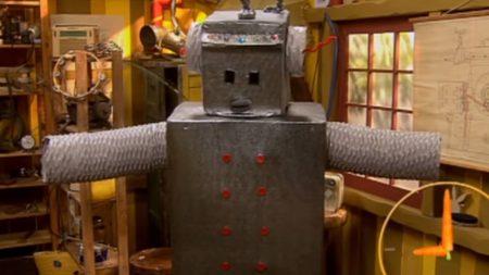Bobo – Bobo's Robot