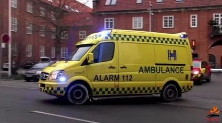 Hulpdiensten – Europeese Ambulances