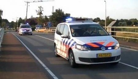 Hulpdiensten – Zeer Grote Inzet Brandweer, Politie En Ambulance Bij Ongeval