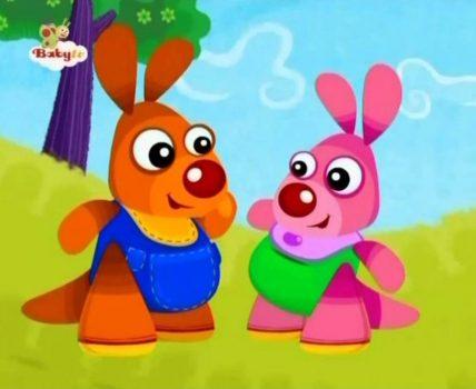 Kenny en Goorie – Kat