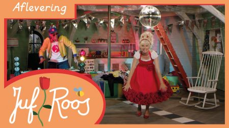 Juf Roos – Hokey Pokey