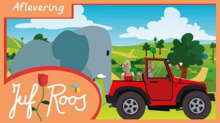 Juf Roos – Olifantje In Het Bos
