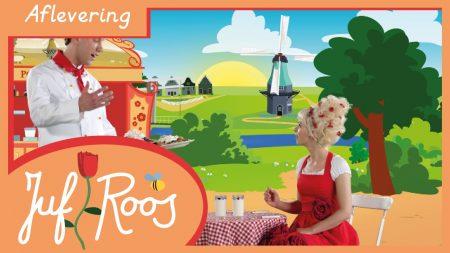 Juf Roos – Smakelijk Eten