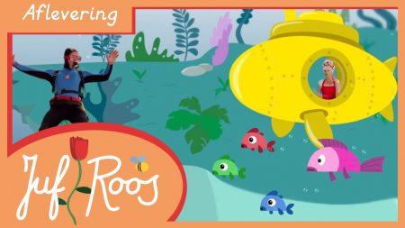 Juf Roos – Drie Kleine Visjes