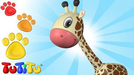TuTiTu – Giraffe